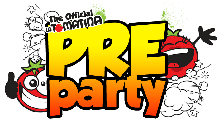 Official Pre La Tomatina Party